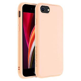 Rhinoshield Case iPhone 7 / 8 / SE 2020 Shockproof Fine SolidSuit Series Pink