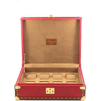 Rapport London Watch Box Red Classic Eight L314