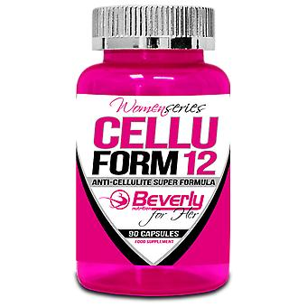 Beverly Nutrition Cellu Form 12 Anti-Cellulite formula 90 Caps