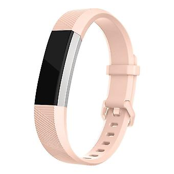 Replacement Bracelet Wristband Strap Wrist Band for Fitbit Alta & Alta HR Buckle[Pink,Large] BUY 2 GET 1 FREE