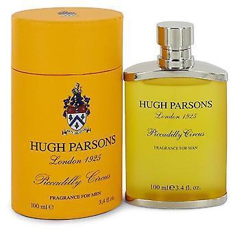 Hugh Parsons Piccadilly Circus Eau De Parfum Spray By Hugh Parsons 3.4 oz Eau De Parfum Spray