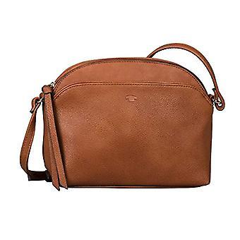 Tom Tailor Acc Avea - Women Brown Shoulder Bags (Cognac) 22.5x17x8cm (W x H L)