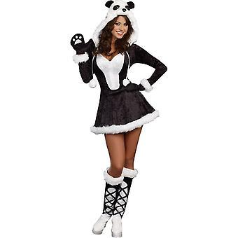 Panda Bear Adult Costume