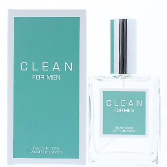 Clean Original Eau de Toilette 60ml Spray For Him