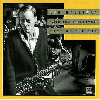 Lin Halliday - East of the Sun [CD] IMPORTAción de EE.UU.