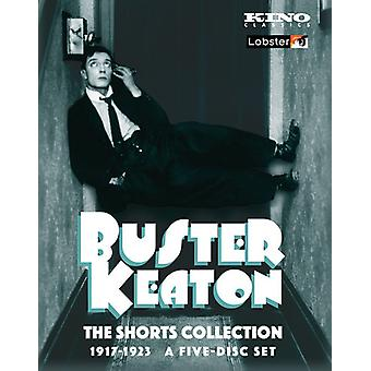 Buster Keaton: Shorts Collection 1917-23 (5 Discs) [DVD] USA import