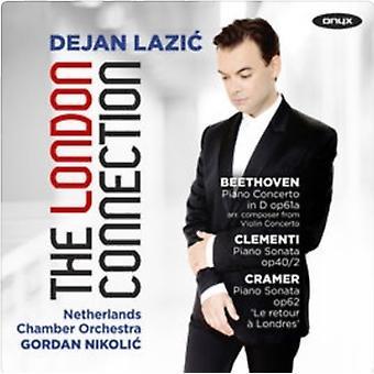 Dejan Lazic - London Connection [CD] USA import