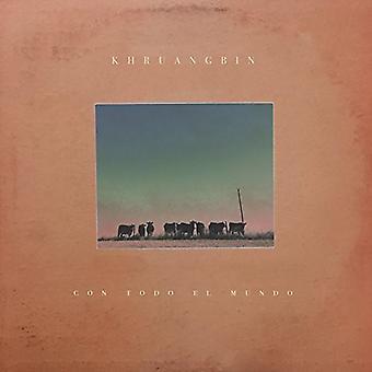 Khruangbin - Con Todo El Mundo [CD] USA import