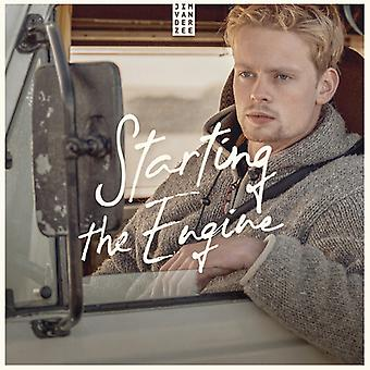 Starting The Engin [CD] USA import