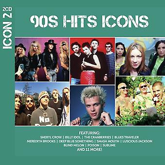 Icon-90's Hits - Icon-90's Hits [CD] USA import