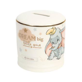Disney Baby Magical Moments Dumbo Ceramic Money Box