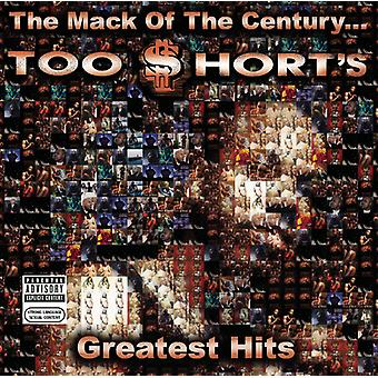 Too Short - Mack of the Century: G.H. [CD] USA import