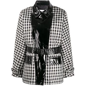 Barbour x Alexa Chung Ivy Gingham Coat