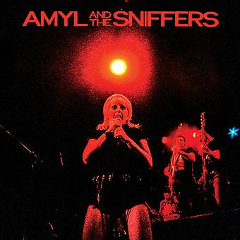 Amyl & Sniffers - Big Attraction & Giddy Up [CD] USA import
