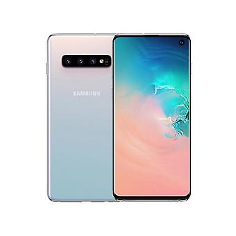 Samsung S10 8 Go / 128 Go simple carte smartphone blanc Original