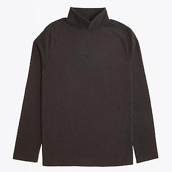 Circolo 1901  - Stretch Turtleneck - Charcoal