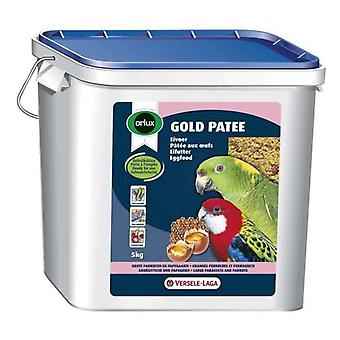 Versele Laga Orlux Gold Pate Parrot and parakeets 5 kg. (Birds , Hand Rearing)
