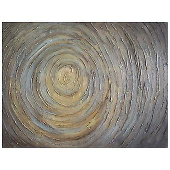 Oil on Canvas - Painting Canvas Hand - Tunnel,