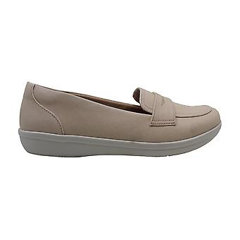 Clarks Women's Shoes Alya Form Fabric Closed Toe Loafers