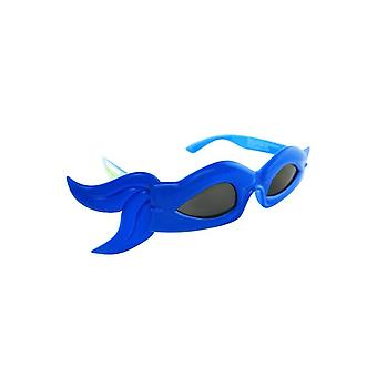Sun-Staches - TMNT Bandana Glasses Blue Mask SG1945