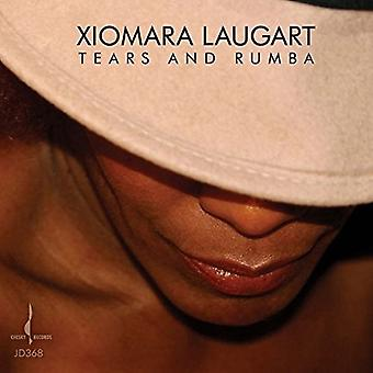 Xiomara Laugart - Tears & Rumba [CD] USA import