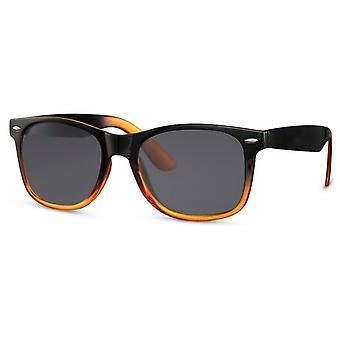 النظارات الشمسية الرجال الطريق كات. 3 بني/ أسود