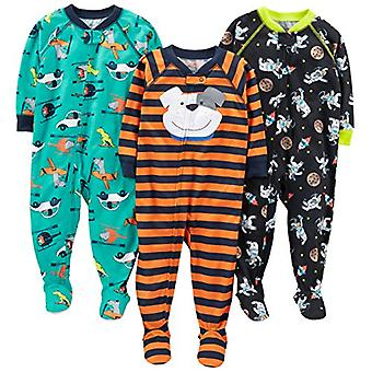Simple Joys de Carterăs Baby Boysă 3-Pack Loose Fit, Light Weight Polyester F...