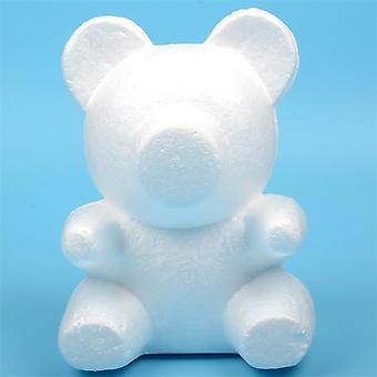 Polystyren Styrofoam Skum Bold og Bear Craft for Diy Party Dekoration