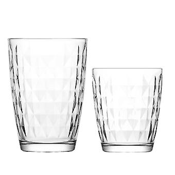 LAV Artemis Highball Cocktail Tumbler Glazen + Whisky Tuimelaars - Set van 12