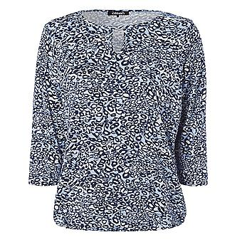 OLSEN Olsen Smoky Blue T-shirt 11100332