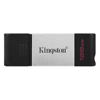 Pendrive Kingston DT80 128 GB USB-C
