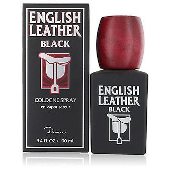 Spray de colônia preto de couro inglês por dana 100 ml