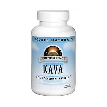 Source Naturals Kava, 30 tabs