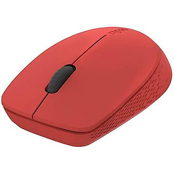 Rapoo M100 Multi-mode Wireless Silent Optical Mouse - Red