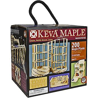 Mindware keva maple 200 planks