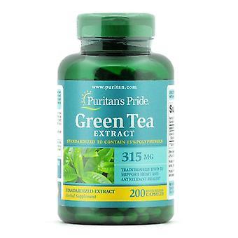 Zöld tea kivonat 315 Mg