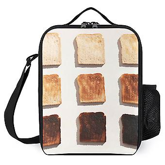 Burnt Toast Printed Lunch Bags