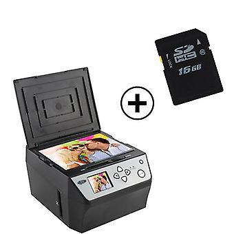 Photo And Digital Film Scanner 135 Negative Converter