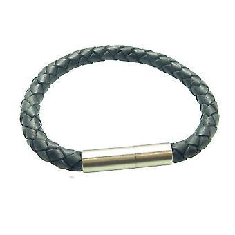 Friman Läderarmband Man Magnet 21cm