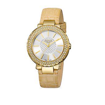 Ferre Milano FM1L058L0021 Gold watch/strap, silver dial