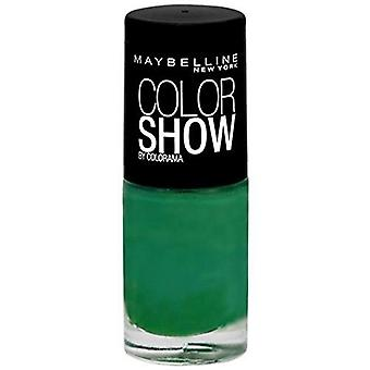 Maybelline Color Show Nail Polish 7ml - 217 Tenacious Teal