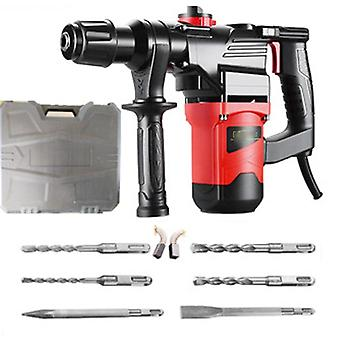 2580w Heavy Cordless Rotary Impact Electric Hammer Drill