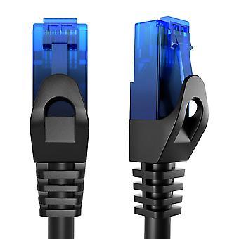 Kabeldirekt - 25m ethernet, netwerk, lan & patch kabel (transfers gigabit internet snelheid & is compat