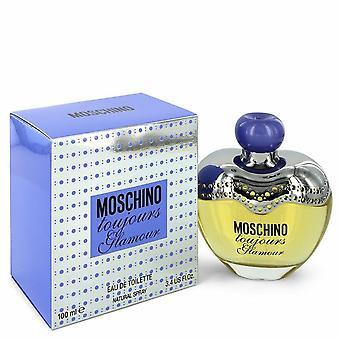 Moschino Toujours Glamour by Moschino Eau De Toilette Spray 3.4 oz / 100 ml (Women)