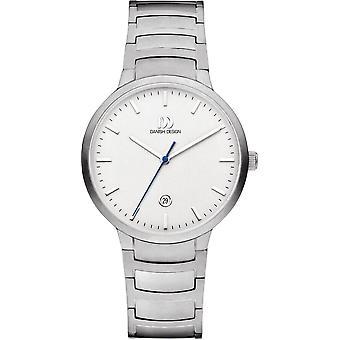 Diseño Danés IQ62Q1278 Reloj de Hombre Faro
