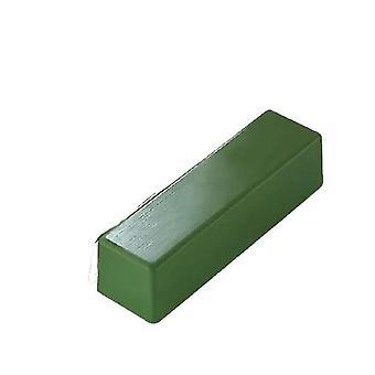Yhdiste vihreä hankaava tahna metallit kiillotus vaha tahna