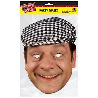 Only Fools And Horses Unisex Adults Del Boy Mask
