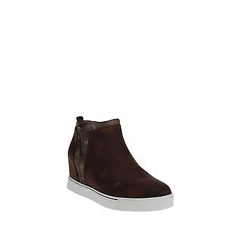 Sugar   Glossy Wedge Sneakers