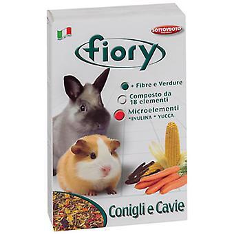 Fiory Mezcla Premium para Conejos y Cobayas (Small pets , Dry Food and Mixtures)