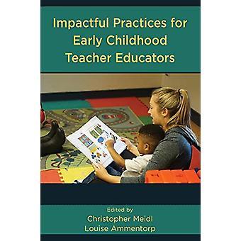 الممارسات المؤثرة للمعلمين في مرحلة الطفولة المبكرة من قبل كريستوب